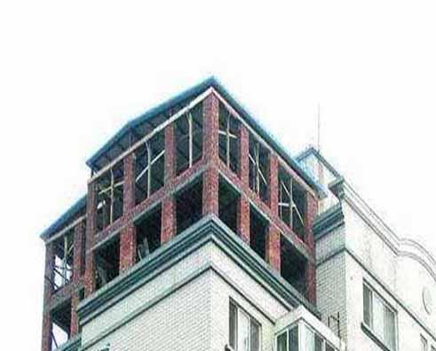 楼顶加层系列